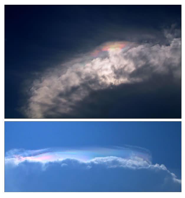 Chemical Rainbows